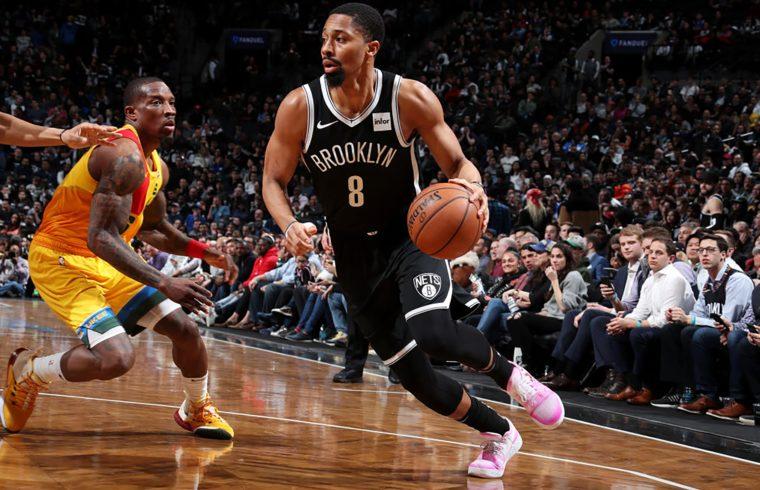 Brooklyn Nets wing Garrett Temple